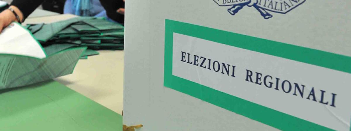 Risultati elezioni regionali