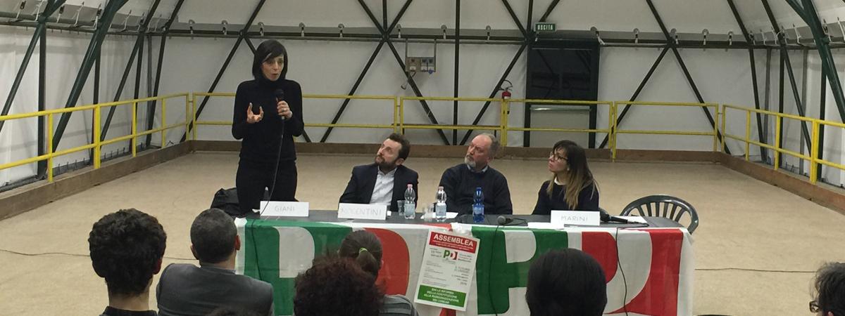 """La """"Carta di Montebonello"""": per un percorso condiviso sui futuri assetti istituzionali"""