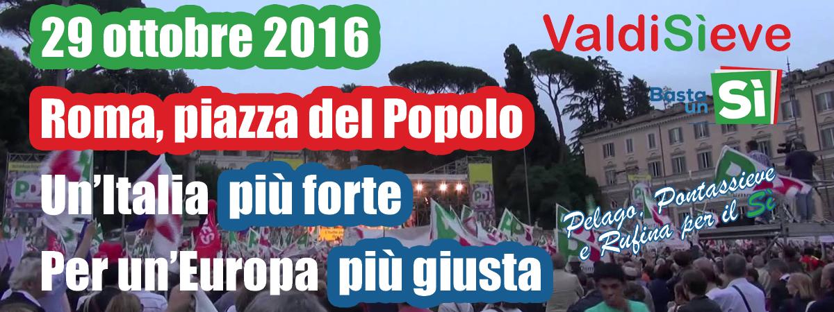 Un'Italia più forte per un'Europa più giusta