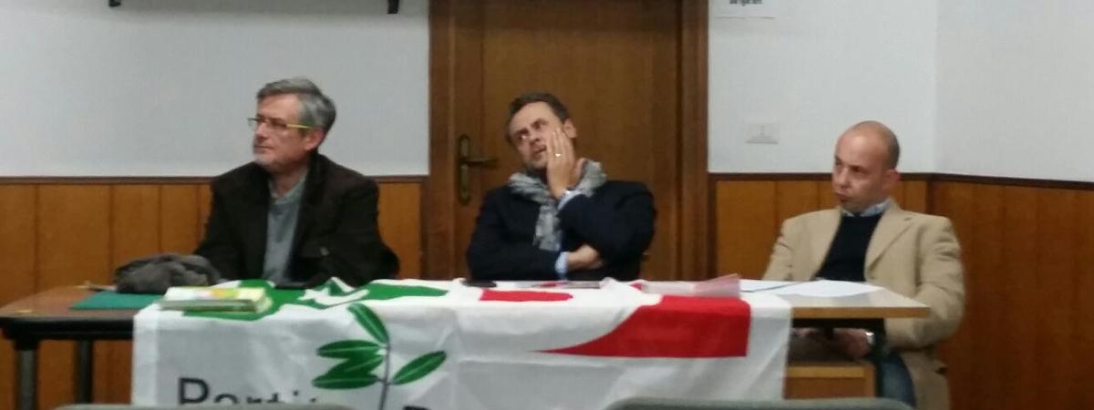Tommaso Valleri eletto nuovo Segretario dell'Unione Comunale di Pontassieve