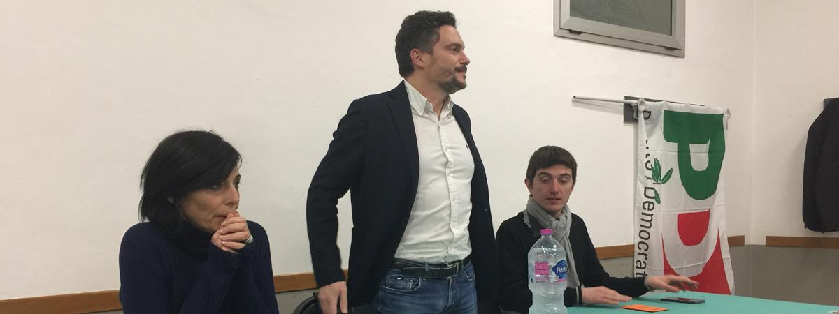 Presentata a Firenze la nuova Segreteria Metropolitana