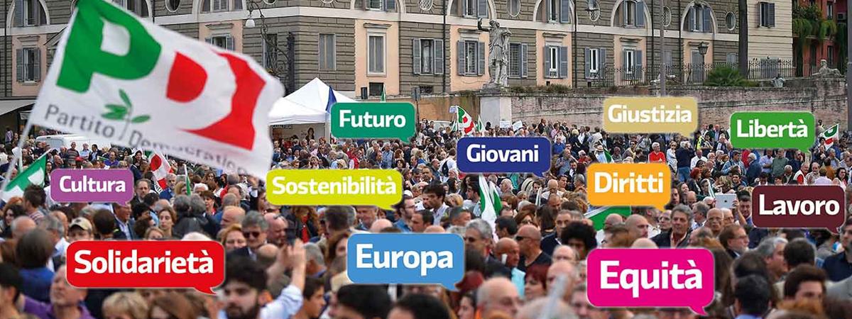 Per l'Italia che non ha paura