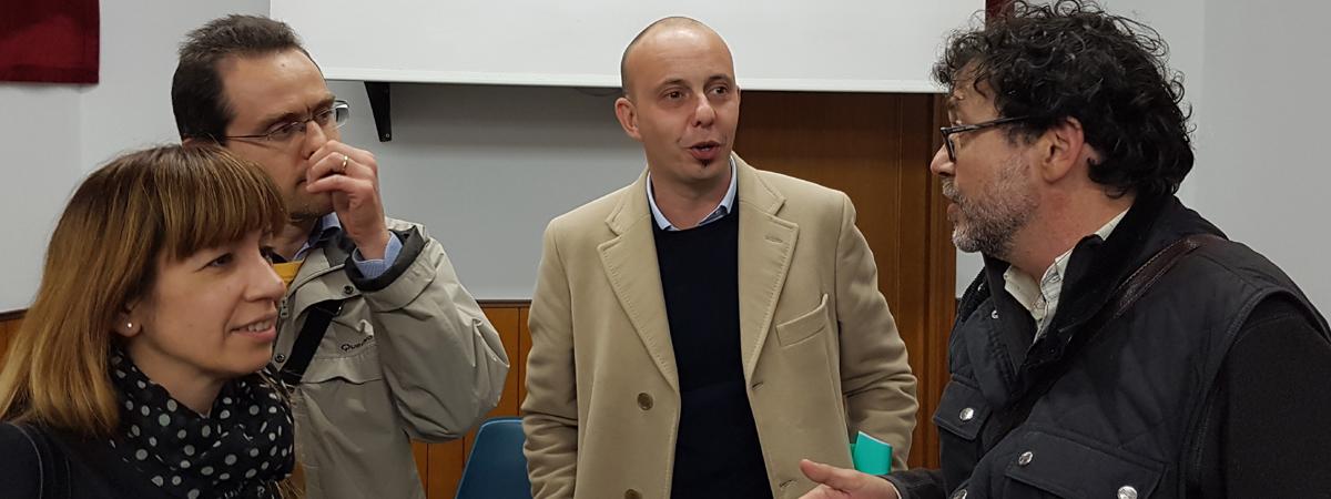 Monica Marini è il candidato Sindaco del Pd
