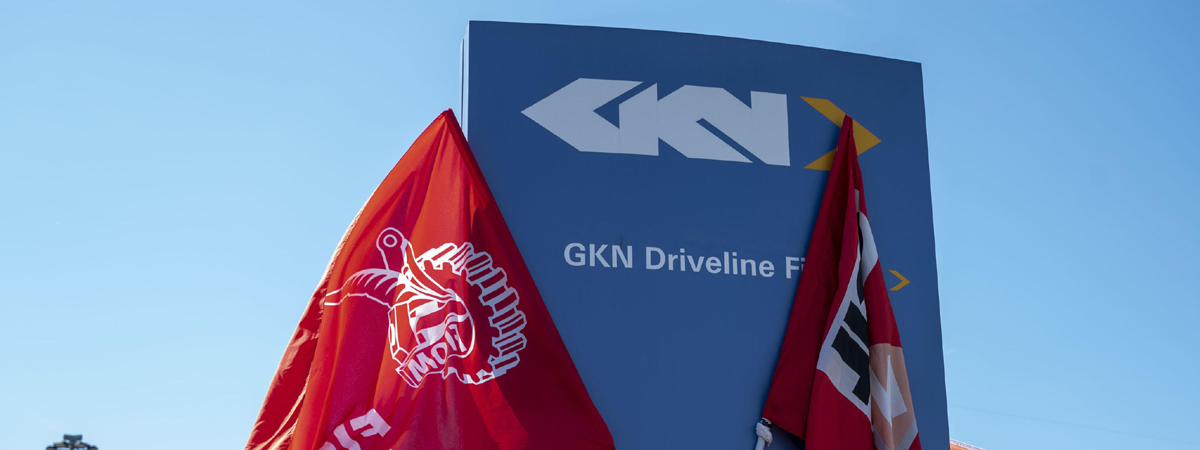 GKN, il Giudice blocca i licenziamenti
